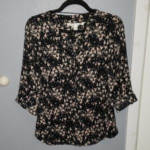 LC Lauren Conrad Long Sleeve Top